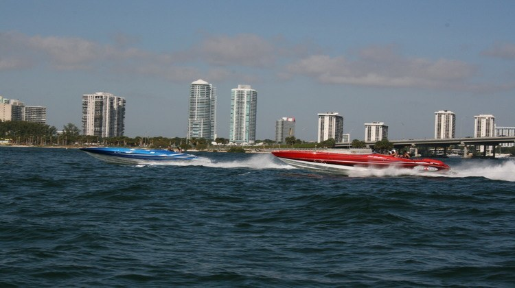 Miami Beach Poker Run